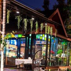 Отель The Cinnamon Resort Паттайя гостиничный бар