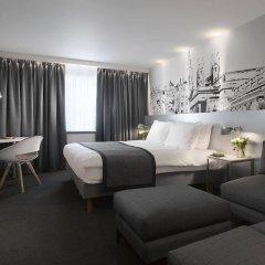 Отель Radisson Blu Edinburgh комната для гостей фото 3