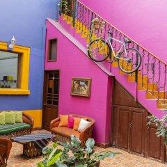 Отель Casa Vilasanta Мексика, Гвадалахара - отзывы, цены и фото номеров - забронировать отель Casa Vilasanta онлайн фото 12