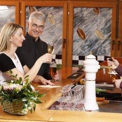 Hotel Smetana-Vyšehrad гостиничный бар