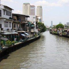 Отель Prince Palace Бангкок приотельная территория