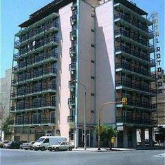 Hotel Rotonda парковка