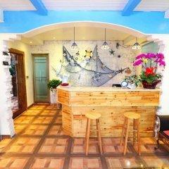 Отель Xiamen Haixi Haibian Holiday Inn питание