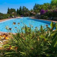 Hotel Cernia Isola Botanica Марчиана бассейн фото 2