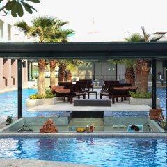 Отель Woraburi The Ritz Паттайя бассейн