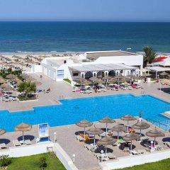 Отель Calimera Yati Beach All Inclusive Тунис, Мидун - отзывы, цены и фото номеров - забронировать отель Calimera Yati Beach All Inclusive онлайн пляж фото 2
