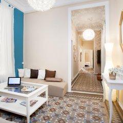 Отель Casa Maca Guest House Барселона комната для гостей фото 2