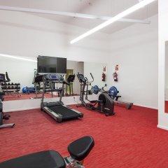 Отель Sud Ibiza Suites фитнесс-зал фото 2