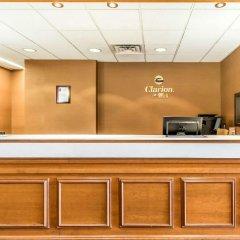 Отель Clarion Inn Frederick Event Center интерьер отеля