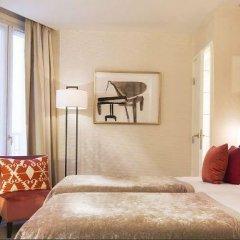 Hotel Balmoral - Champs Elysees комната для гостей фото 10