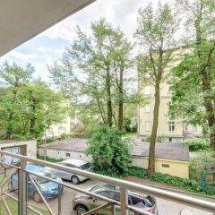 Апартаменты Dom & House - Apartments Sobieskiego балкон