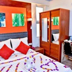 Отель Гостевой Дом Crystal Crown Maldives Мальдивы, Северный атолл Мале - отзывы, цены и фото номеров - забронировать отель Гостевой Дом Crystal Crown Maldives онлайн комната для гостей фото 2