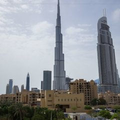 Отель HiGuests Vacation Homes - Burj Views Дубай фото 4