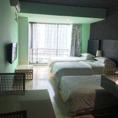 Отель Timmy Hotel Китай, Гуанчжоу - отзывы, цены и фото номеров - забронировать отель Timmy Hotel онлайн комната для гостей фото 2