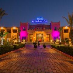 Отель Club Paradisio Марокко, Марракеш - отзывы, цены и фото номеров - забронировать отель Club Paradisio онлайн вид на фасад