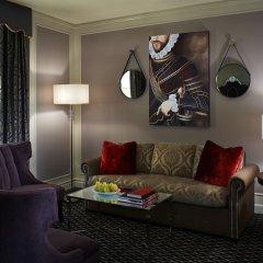 Kimpton Sir Francis Drake Hotel комната для гостей