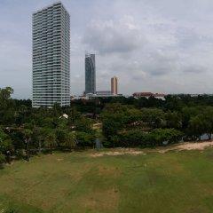 Отель Ocean Marina Yacht Club На Чом Тхиан балкон