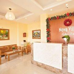 Отель Nova Villa Hoi An Вьетнам, Хойан - отзывы, цены и фото номеров - забронировать отель Nova Villa Hoi An онлайн интерьер отеля