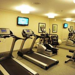 Отель Staybridge Suites Columbus-Dublin фитнесс-зал