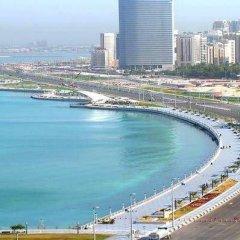 Отель CORNICHE Абу-Даби пляж фото 2