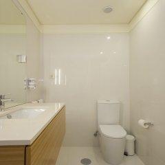 Апартаменты Liiiving In Porto - Downtown View Apartment ванная фото 2
