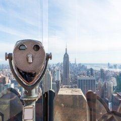 Отель Iberostar 70 Park Avenue балкон