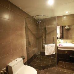 Отель EDELE Нячанг ванная