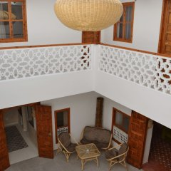 Отель Riad Dar Dar Марокко, Рабат - отзывы, цены и фото номеров - забронировать отель Riad Dar Dar онлайн балкон