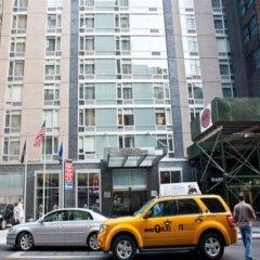 Отель Hilton New York Fashion District США, Нью-Йорк - отзывы, цены и фото номеров - забронировать отель Hilton New York Fashion District онлайн городской автобус