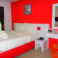 Отель The Frutta Boutique Patong Beach комната для гостей