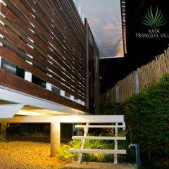Отель Kata Tranquil Villa фото 6