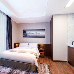 Отель Citadines Haeundae Busan комната для гостей фото 3