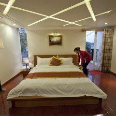 Sapa Paradise Hotel спа