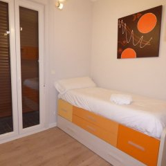 Отель Aizlur SI1I Испания, Сан-Себастьян - отзывы, цены и фото номеров - забронировать отель Aizlur SI1I онлайн комната для гостей фото 5