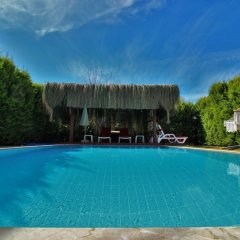 Villa Terra Ares Турция, Кесилер - отзывы, цены и фото номеров - забронировать отель Villa Terra Ares онлайн бассейн фото 2