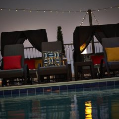 Отель The Embassy Row Hotel США, Вашингтон - отзывы, цены и фото номеров - забронировать отель The Embassy Row Hotel онлайн бассейн фото 2