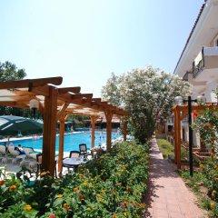 Perdikia Beach Hotel бассейн