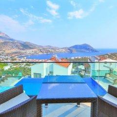 Villa Stark Турция, Калкан - отзывы, цены и фото номеров - забронировать отель Villa Stark онлайн балкон