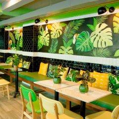 Papaya Saigon Central Hotel питание