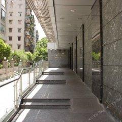 The Bauhinia Hotel Guangzhou парковка