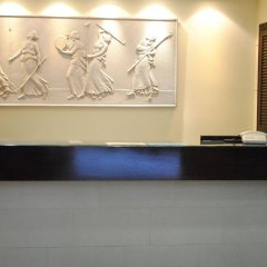 Hotel Glaros интерьер отеля фото 3