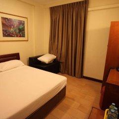 Hotel 81 Geylang сейф в номере