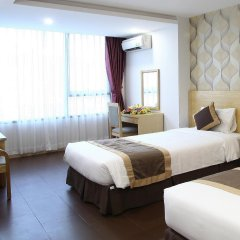 Blue Pearl Hotel комната для гостей