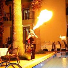 Отель Club Palm Garden Keskin Мармарис бассейн