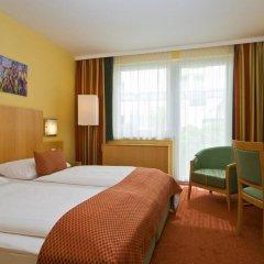 Отель Park Inn by Radisson Uno City Vienna Австрия, Вена - 4 отзыва об отеле, цены и фото номеров - забронировать отель Park Inn by Radisson Uno City Vienna онлайн комната для гостей