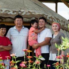 Отель Happy Nomads Yurt Camp Кыргызстан, Каракол - отзывы, цены и фото номеров - забронировать отель Happy Nomads Yurt Camp онлайн помещение для мероприятий фото 2