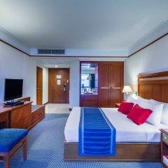Отель Cholchan Pattaya Beach Resort комната для гостей фото 5