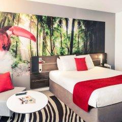 Отель Novotel Lyon Gerland Musée des Confluences комната для гостей фото 5