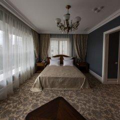 Гостиница Разумовский комната для гостей фото 2