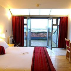 Отель The Place Aparthotel Манчестер комната для гостей фото 4